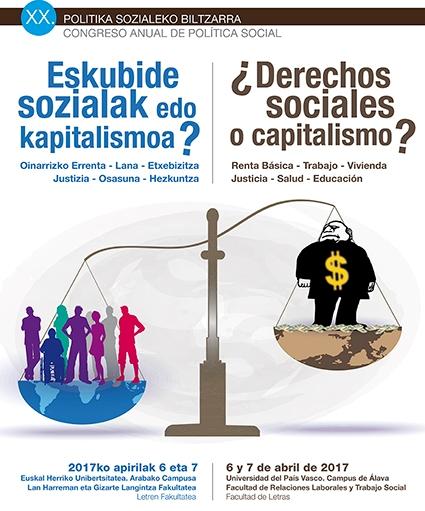 derechos sociales o capitalismo CARTEL
